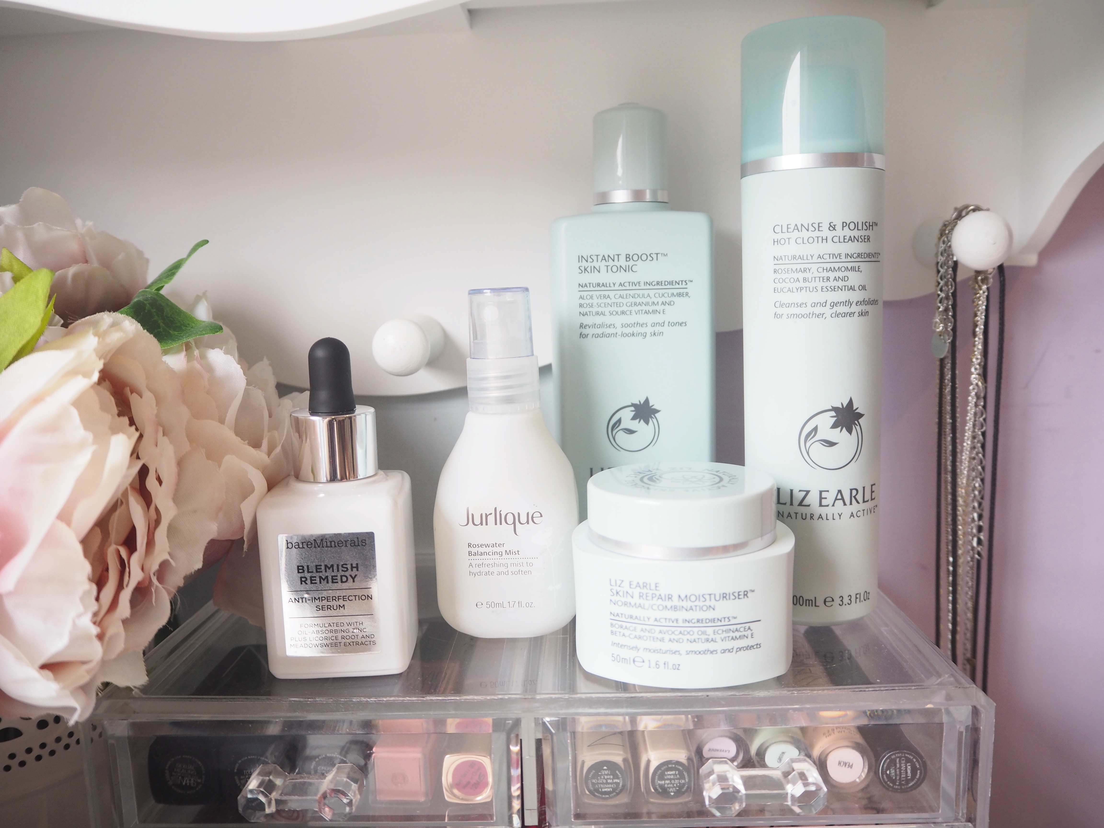 holy grail skincare products