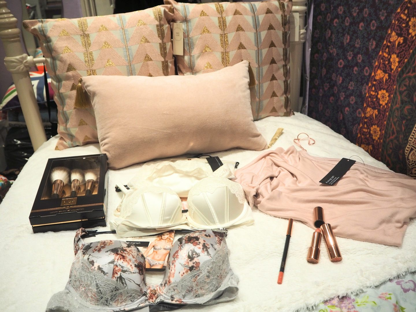 M&S Beauty, Fashion and Lifestyle Haul