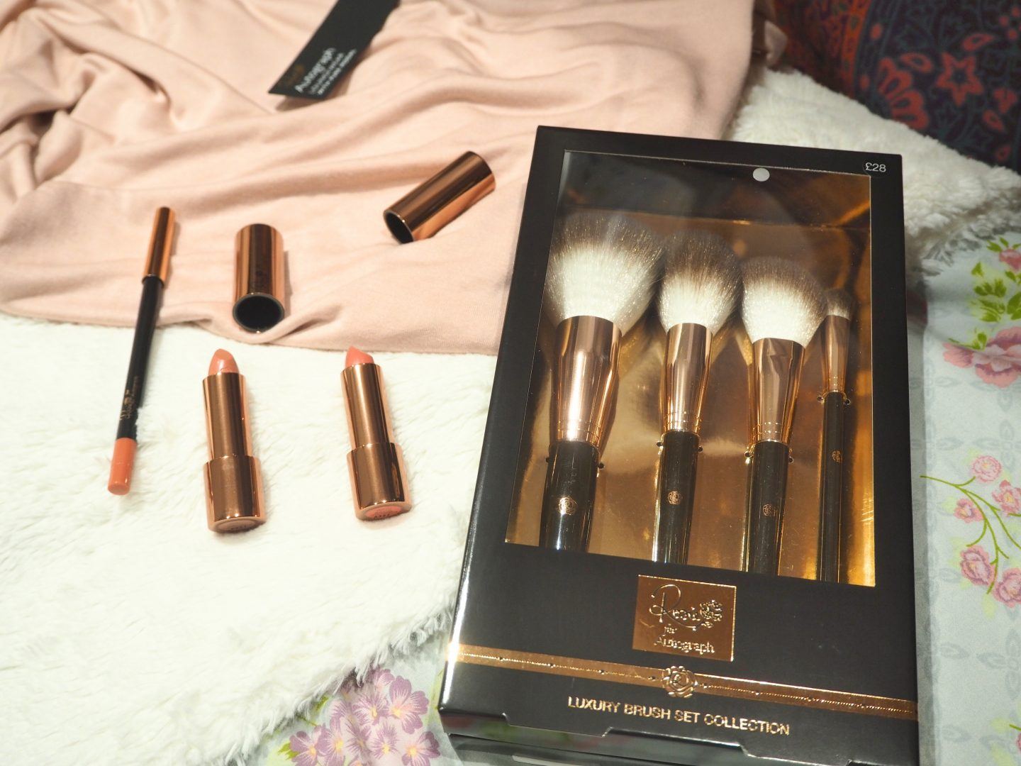 M&S Beauty, Lifestyle, Fashion Haul