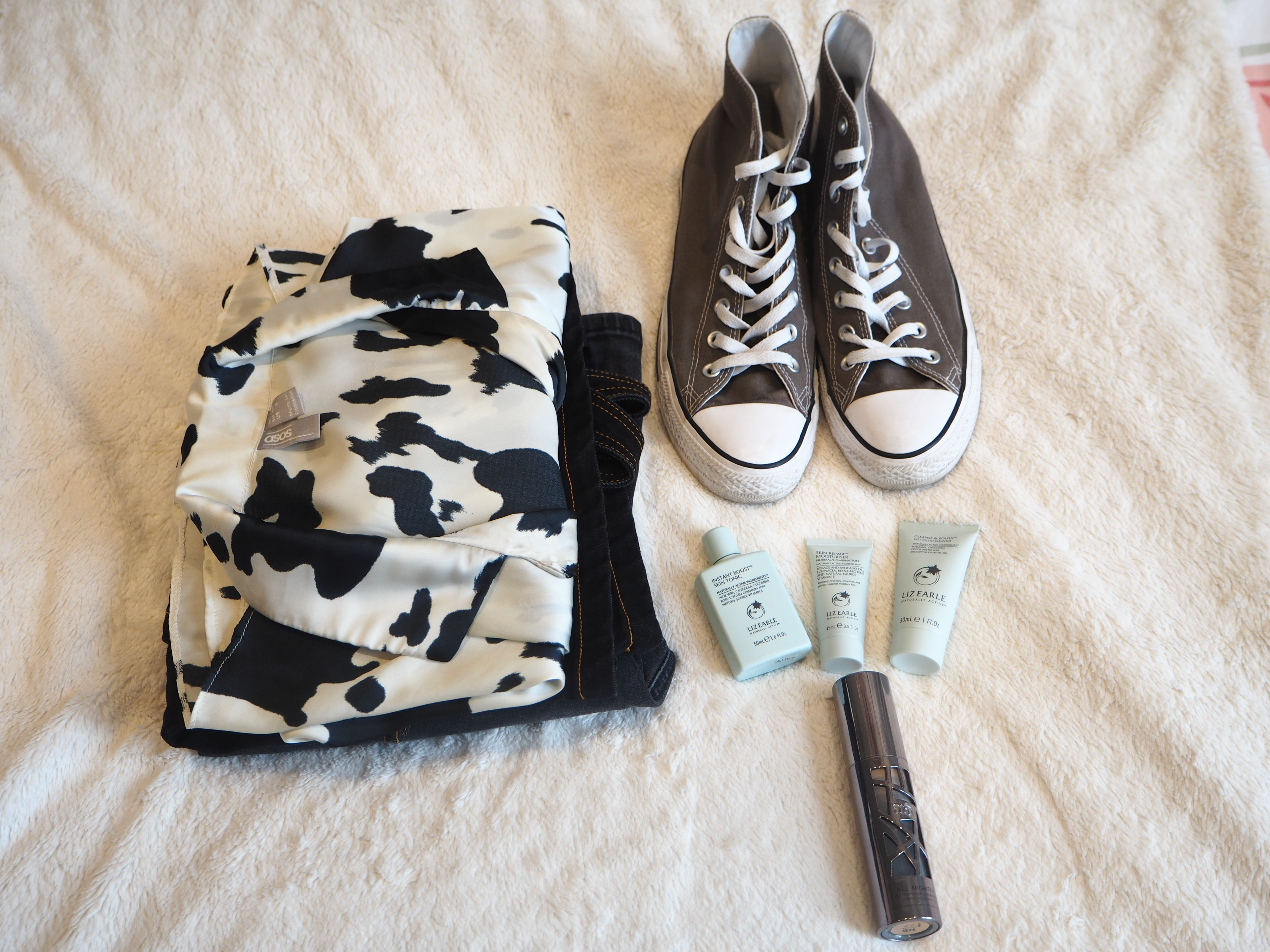 pack for weekend city