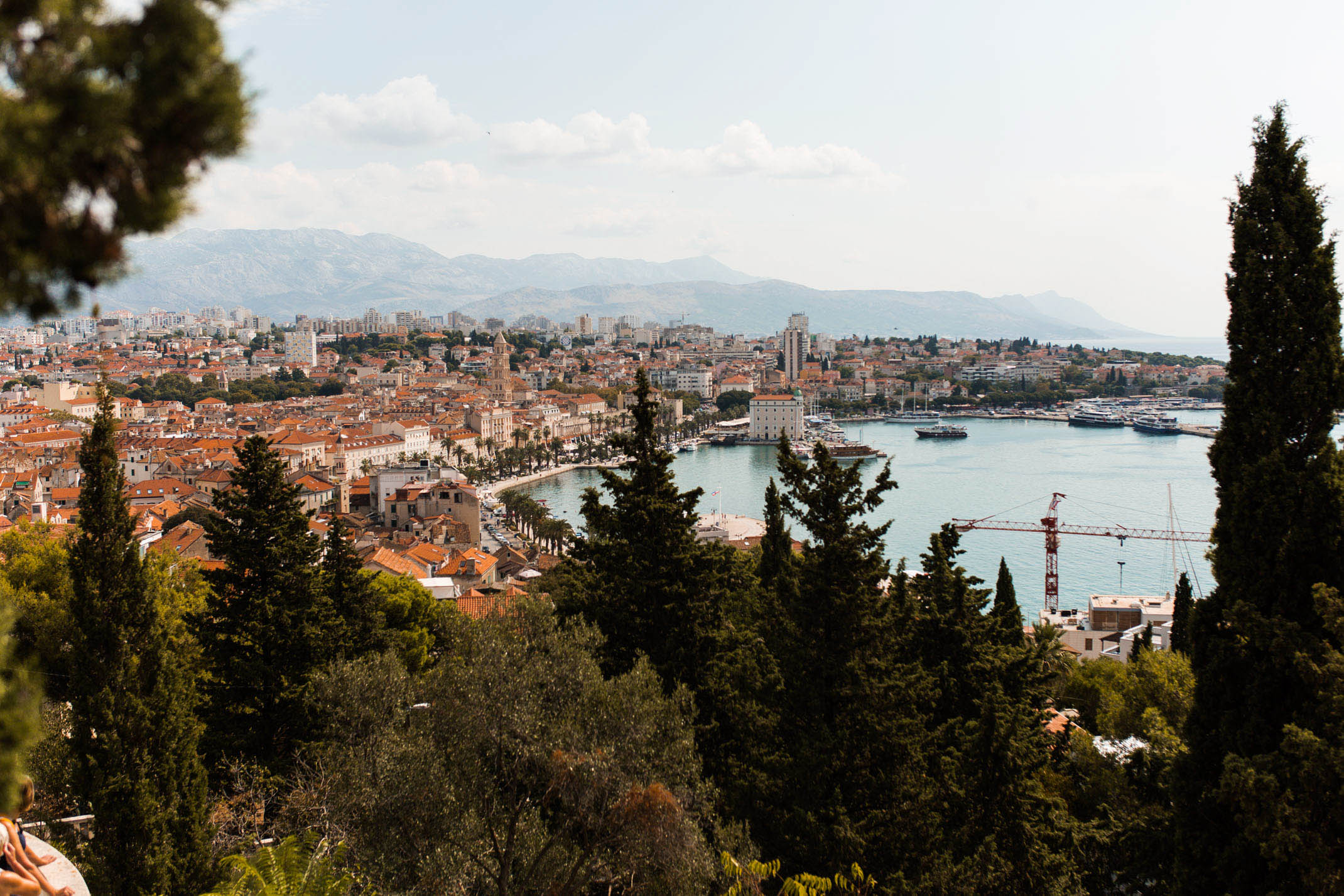 guide to exploring split